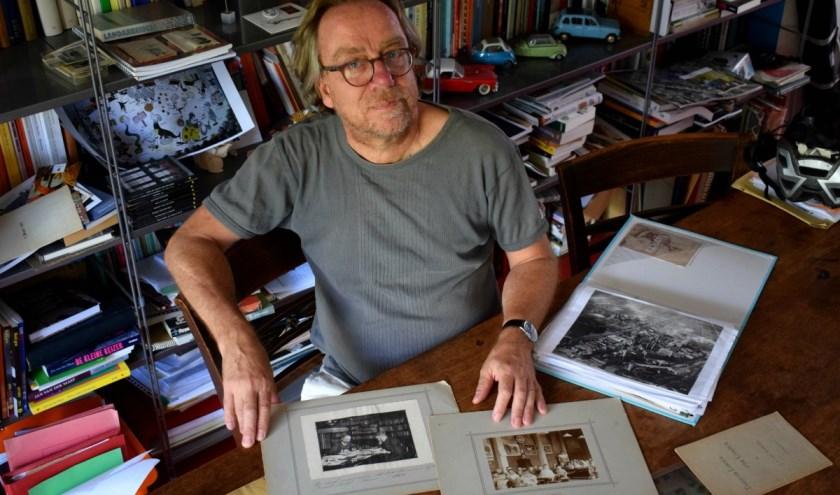 Jan van der Mast schrijft over één van de meest invloedrijke Delftenaren aller tijden: Jacques van Marken. Hij stond bekend als 'God van Delft'