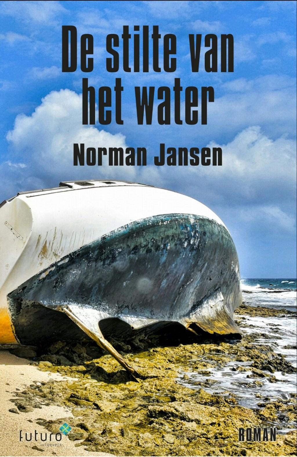 cover De stilte van het water Foto: Diaan Jansen © DPG Media