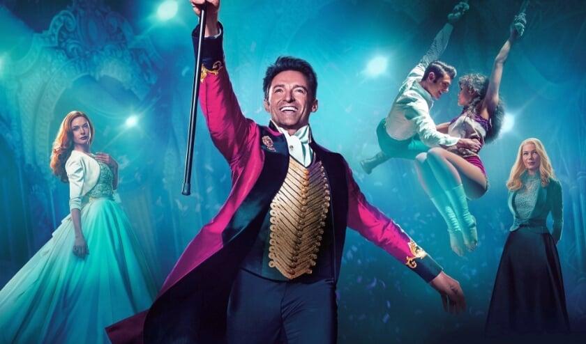 <p>The greatest showman is te zien op vrijdag 16 juli.</p>