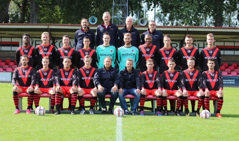 Altena werd zaterdag het slachtoffer van de dadendrang van VV Papendrecht (foto). De wedstrijd eindigde in 0-3.