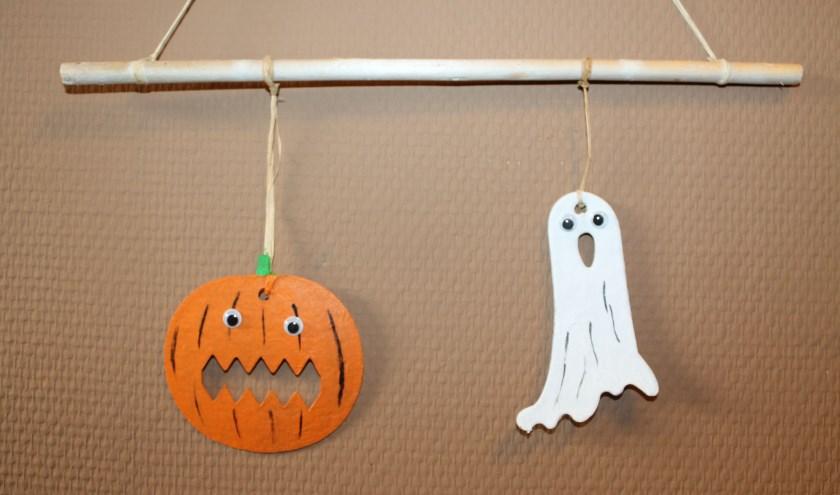 Halloween raamhanger