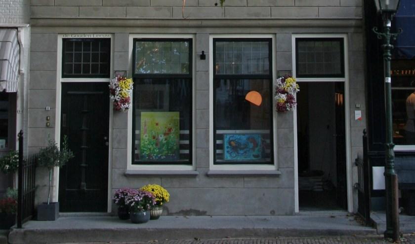 De nieuwe vestiging van Galerie Haamstede.