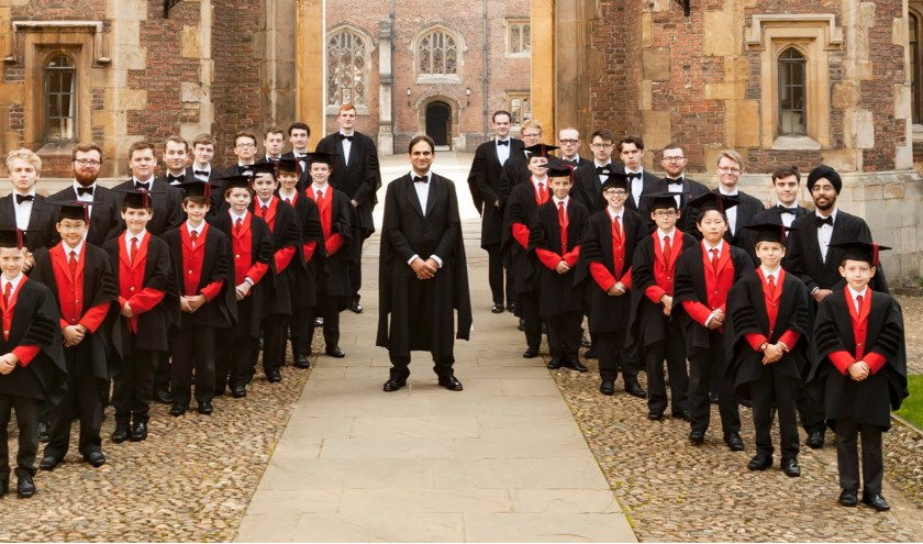 St Johns College Choir 2018