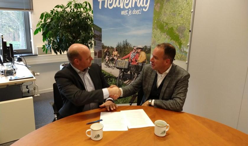 Gemeente Utrechtse Heuvelrug en Regionaal Bureau voor Toerisme (RBT) Heuvelrug en Vallei hebben hun samenwerking verlengd.