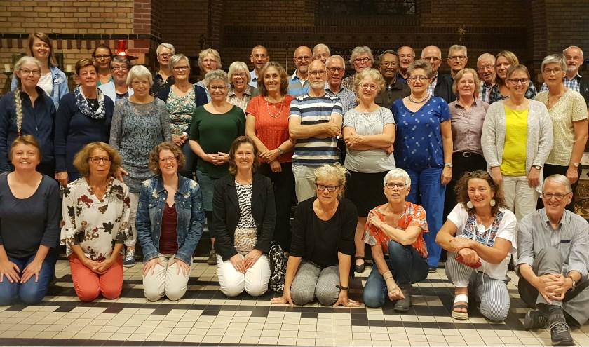 Het Achterhoeks Bachkoor geeft op zondagmiddag 25 november een jubileumconcert in de Bonifatiuskerk in Lichtenvoorde.