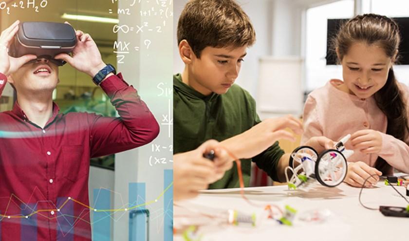 Leerlingen van Reggesteyn komen volledig aan hun trekken en worden goed begeleid tijdens hun leerloopbaan.