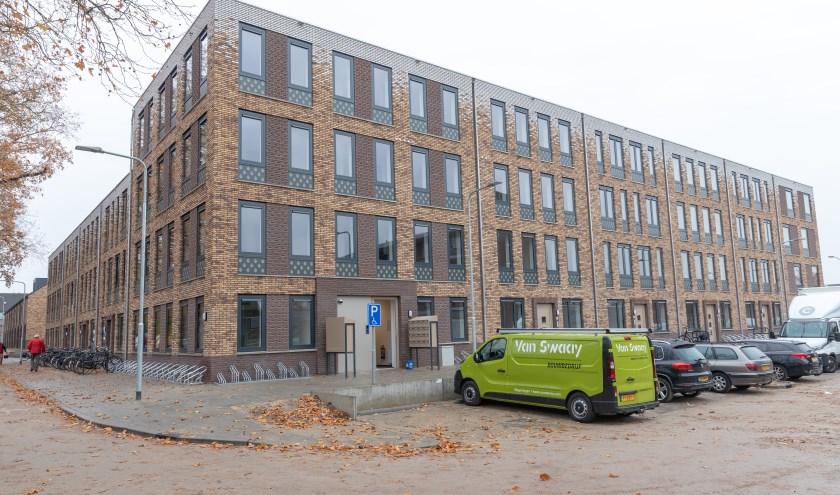 De transformatie en nieuwbouw van de voormalige Mouterij-locatie aan de oostzijde van de Churchillweg in Wageningen, is afgerond.
