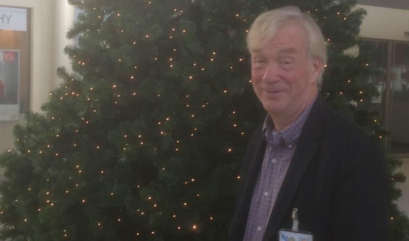 Walter Post, 41 jaar journalistieke ervaring, werkte 29 jaar voor de Gelderlander en is nu al weer drie jaar Hoofd Communicatie bij Ziekenhuis Rivierenland.