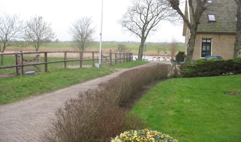 'De Brandwijkse Donk' is één van Nederlands belangrijkste archeologische vindplaatsen. Hij is ook kanshebber in deze verkiezing. (Foto en tekst: Cor Westra)