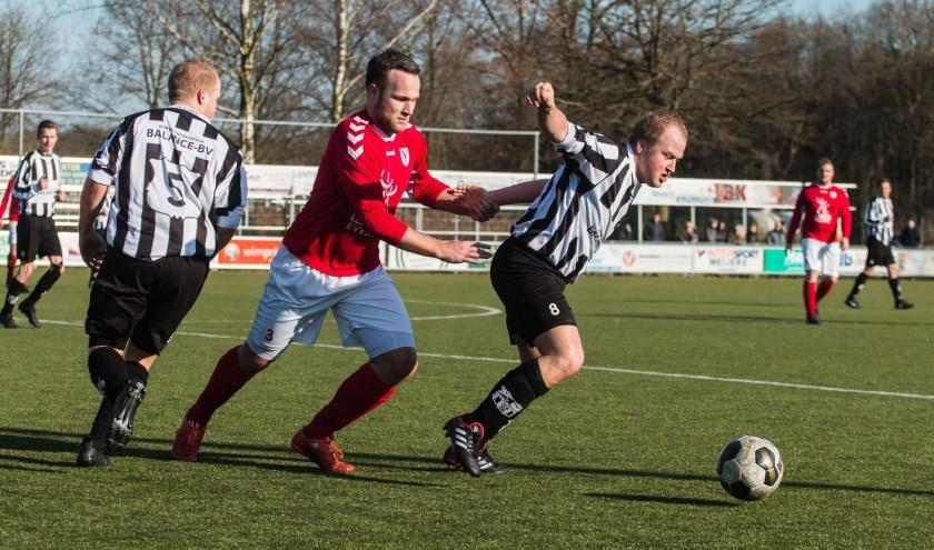 VV Elspeet won na de winterstop al drie wedstrijden, al werd er verloren van Hulshorst.