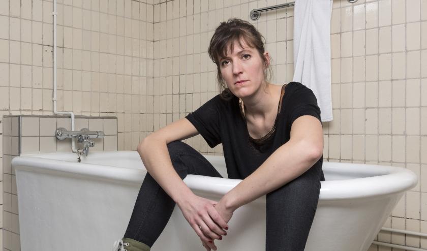 Janneke de Bijl op woensdag 18 maart in Theater De Hofnar.