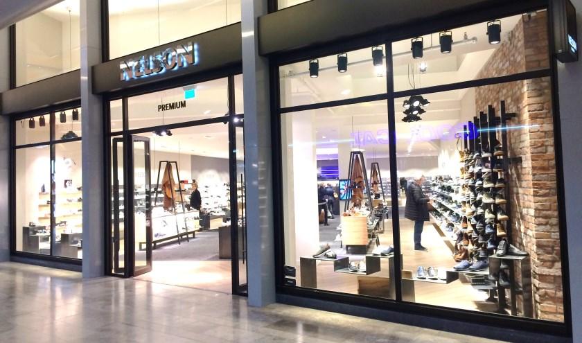 Nelson Schoenen viert opening Premium store met korting en