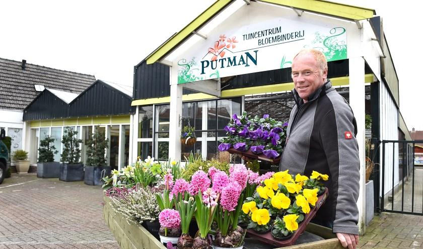 Ondernemer van de week: Ronald Putman. (foto: Roel Kleinpenning)