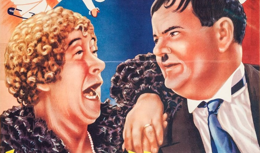 filmposter Twice Two uit 1933