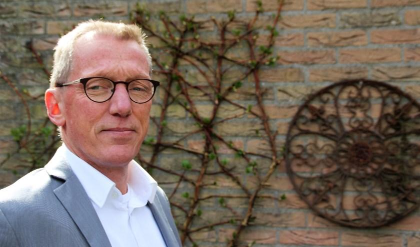 Voor de komende vier jaar is Marc Konings een van de leden van de Nunspeetse gemeenteraad. Hij vertegenwoordigt Gemeentebelang. Foto Dick Baas