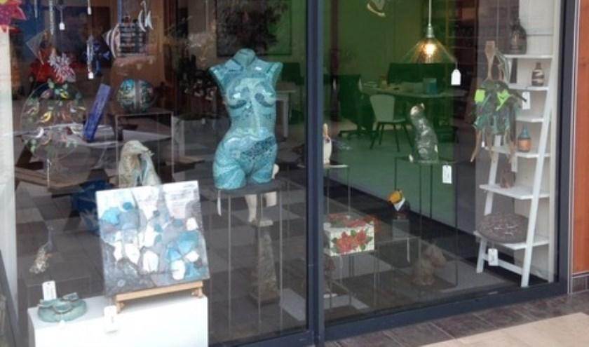 Extra schilder- en tekencursus bij galerie The Window.