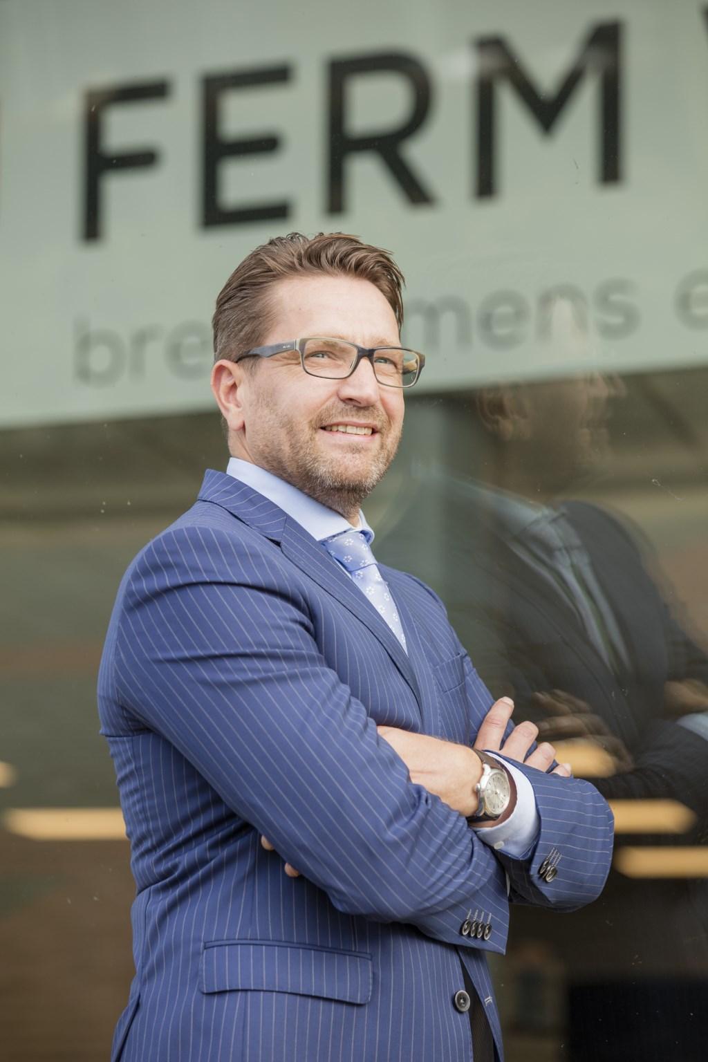 """Bernhard Drost: """"Mensen helpen moet je intrinsieke drive zijn"""". Foto: PR"""