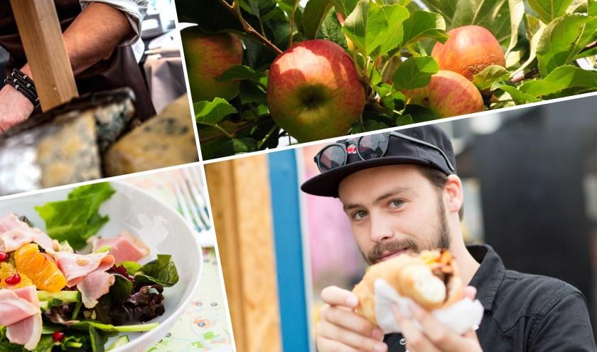 Brabant is dit jaar de Europese Regio van de Gastronomie. Meer reden dan ooit om eens lekker op te scheppen over én in onze provincie. Neem maar eens een uitgebreid kijkje op de website www.brabantcelebratesfood.com. Want het hele jaar is er van alles te doen. FOTO: VISITBRABANT