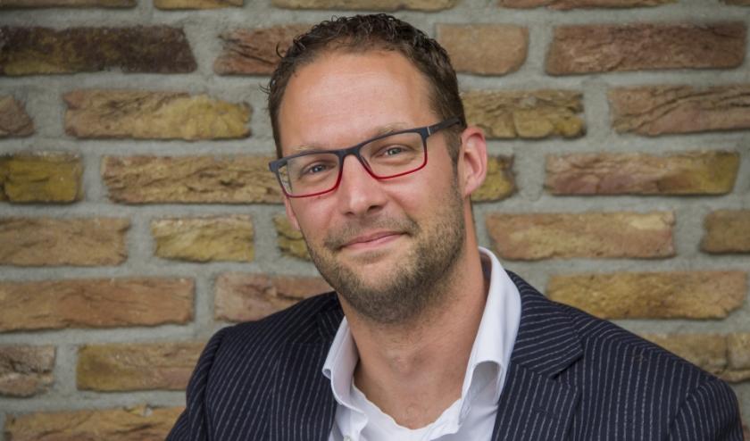 """Commissielid Maarten Swagerman: """"Voor ons is de Natura 2000-status eerder een inperking dan een toegevoegde waarde."""" (Foto: VVD Wierden-Enter)"""