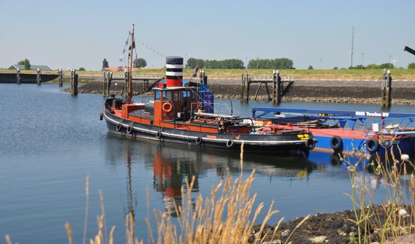 De Dockyard III vaart zaterdag vier keer naar Sint Philipsland.