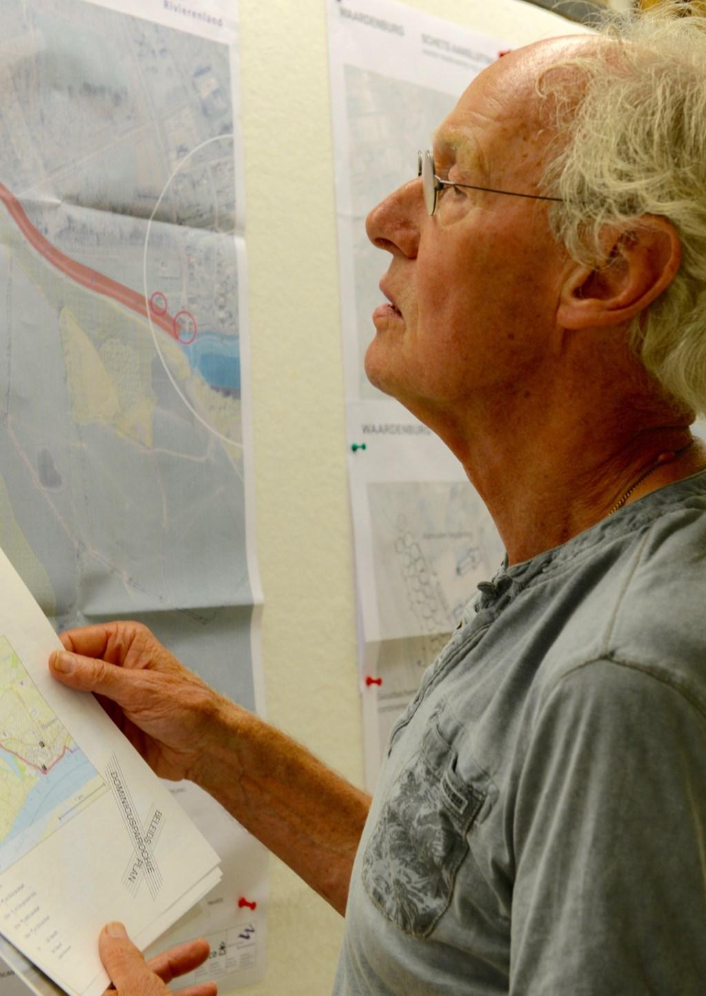 Aad van Dijk heeft het volste vertrouwen in het nieuwe plan.   © DPG Media