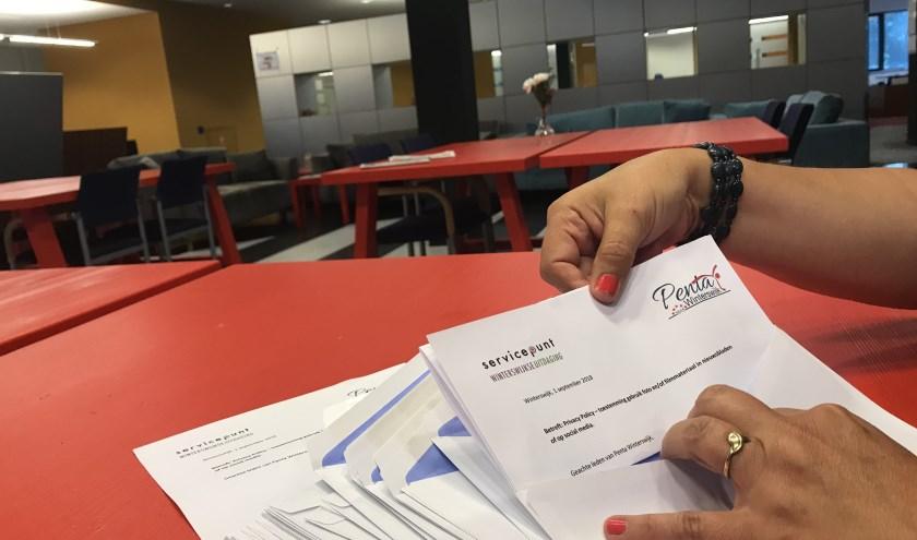 Het Sericepunt ontzorgt gymverenigingPenta bij het aanschrijven van de leden in het kader van de wet op de privacy. Foto: PR