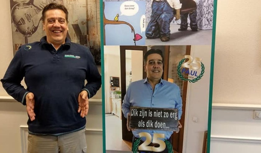 Vlugo Verhuizingen is een typisch familiebedrijf: de opa van Paul heeft het bedrijf opgericht, en momenteel wordt het gerund door Paul (foto) en zijn broer Marc.