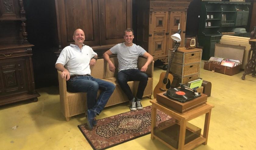 Aldert Onbelet en Hein Dijkstra openen op 2, 3 en 4 augustus de deuren van Loods Wageningen.