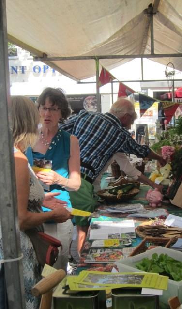 Er staan volgende week zondag ruim veertig kramen met diverse kunst en boeken in Cuijk.
