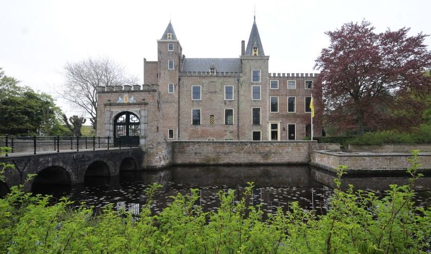 Slot Haamstede.