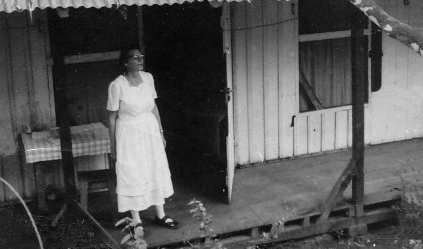 Maria Lagendijk woonde in Oudewater en vertrok naar Lambarene waar ze de rechterhand werd van van Albert Schweitzer