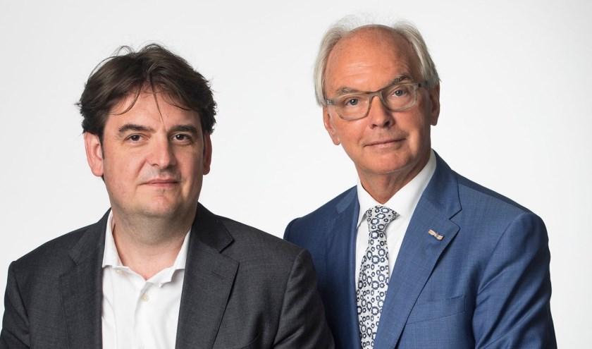 VBC Notarisses, Demis van Lierop en Aart Veldhuizen
