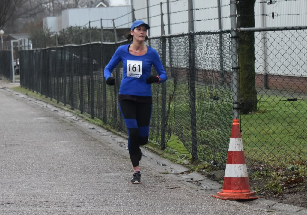 Met een tijd van 51.01 is Anita Pieper uit Rijssen tweede geworden. Foto:  © DPG Media