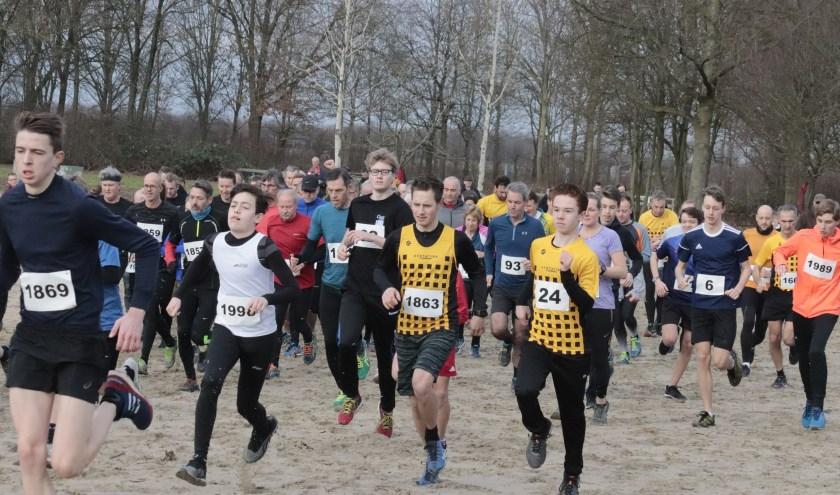 Er waren weer veel deelnemers voor de Meentcros in Beusichem
