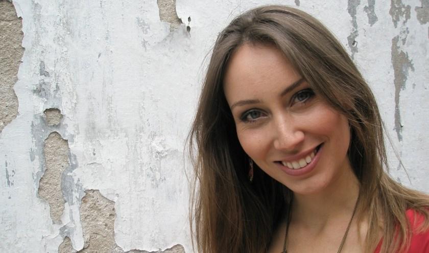 Auteur Anna Woltz.