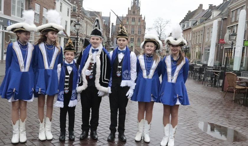 Jeugdprins Jayden V gaan kindercarnaval in Culemborg groots maken