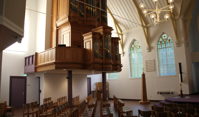 Kamerkoor COV zingt in Immanuelkerk