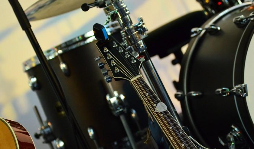 Muziekmaken voor Laatbloeiers, nu ook in bandvorm. Foto: CC0 Creative Commons
