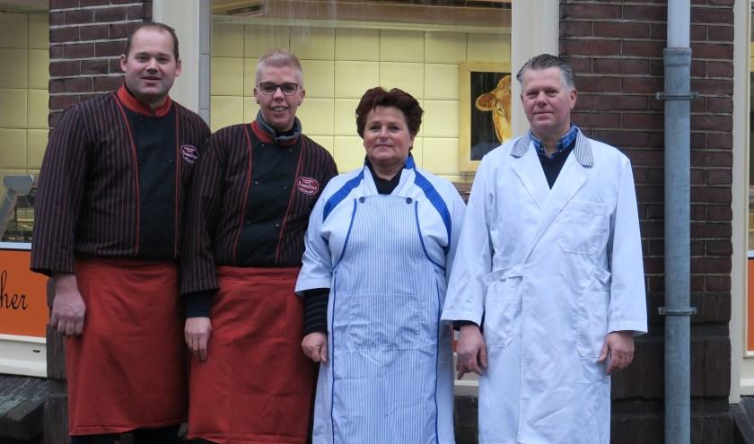 Slagerij Busscher opent een tweede vestiging. Deze week gaat de winkel in Losser open.