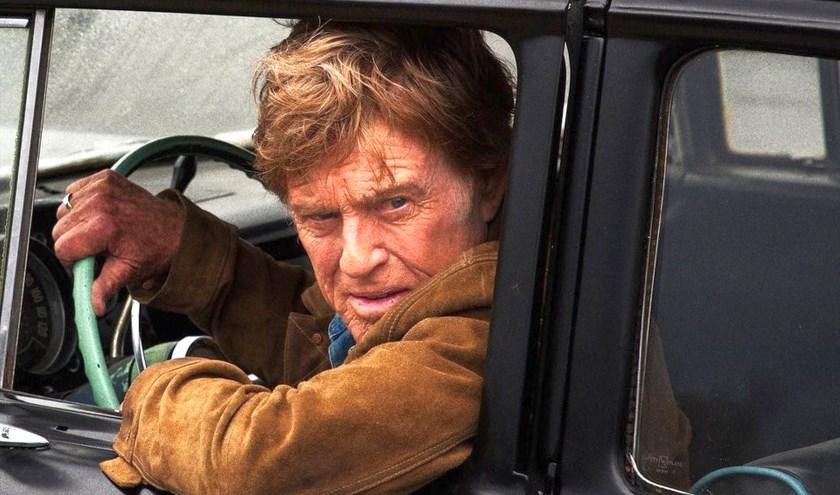 Dit is Robert Redford. Zijn laatste film is deze week te zien bij Filmhuis Oldenzaal.
