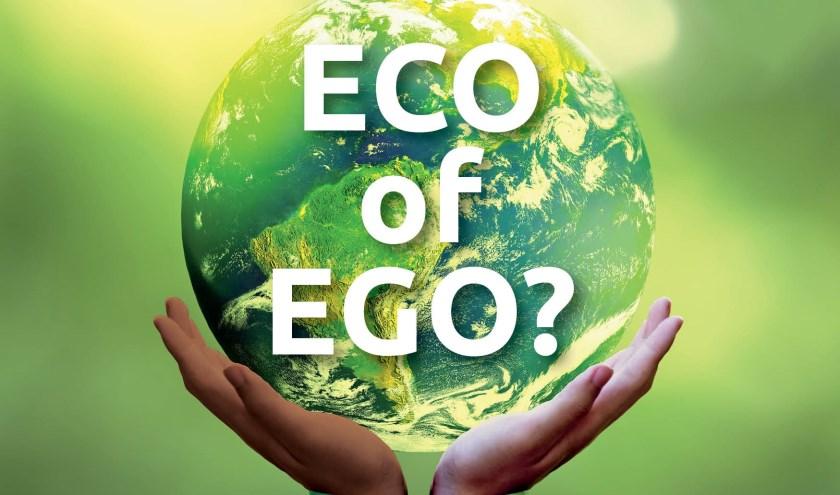 Boek: 'Eco of ego? De toekomst schrijven wij! Oproep tot verinnerlijken'