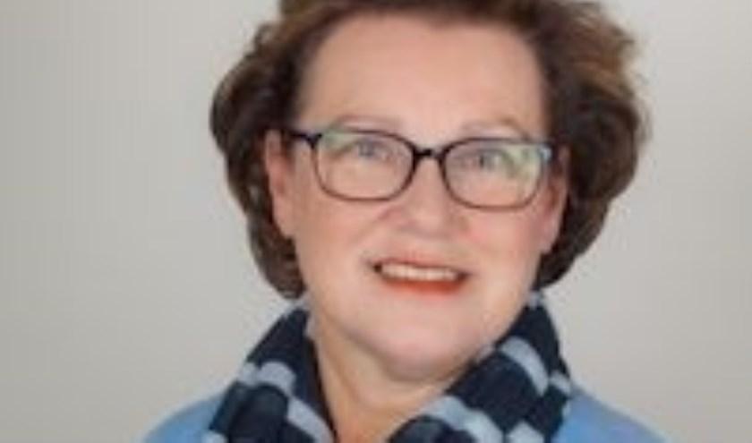 Marja van Dijck. Foto: gemeente gouda