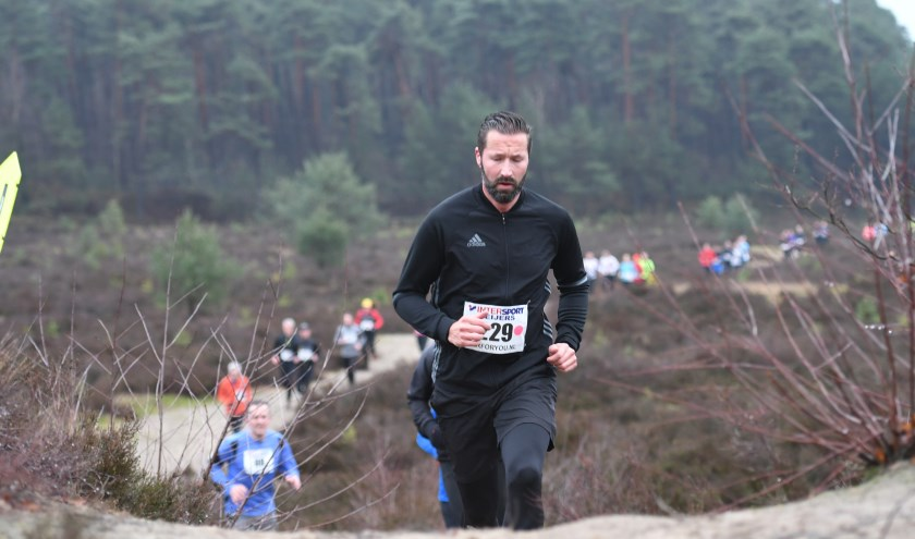 De Tol Trailrun. Foto: Harry van 't Veld