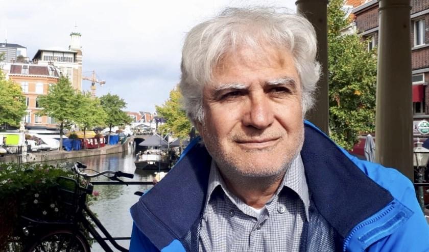 Nizar: eerst cliënt, nu collega bij VluchtelingenWerk. FOTO: VluchtelingenWerk Zuidwest-Nederland