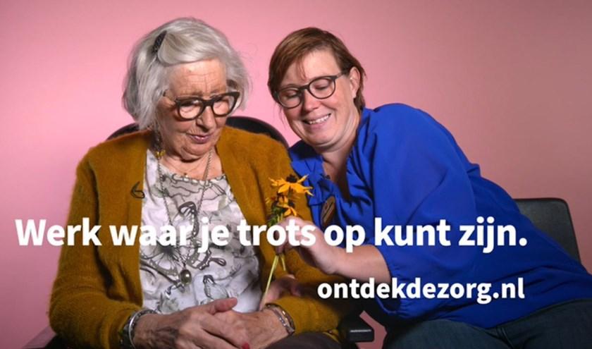 Eerst verantwoordelijk verzorgende, Jolanda van Zorggroep Ter Weel in Goes