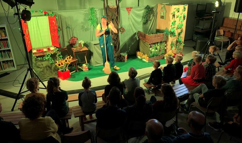 Kindertheater bij Kerk7