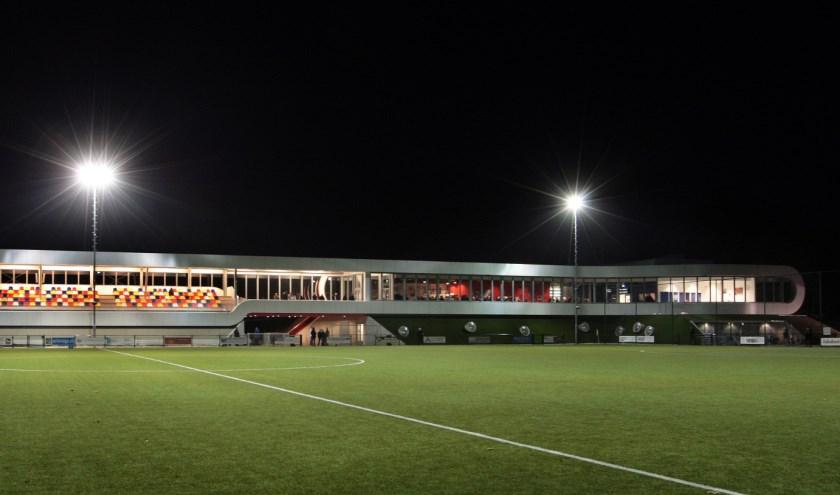 Zaterdag 12 oktober speelt Brabantia thuis tegen FC Eindhoven/AV. Dit duel is tevens de eerste wedstrijd onder de nieuwe LED-verlichting.