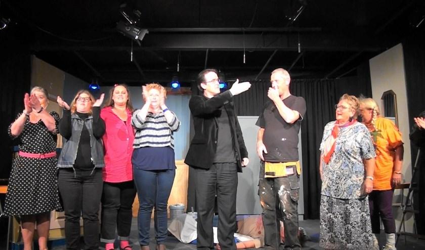 Theatergroep Maskerade houdt op 11 en 12 oktober jubileumvoorstellingen in Maarssen. Eigen foto
