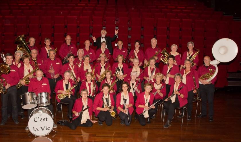 Blaasorkest C'est la Vie