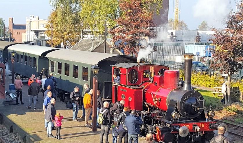 In de herfstvakantie is er van alles te doen bij Museum Buurtspoorweg in Haaksbergen.